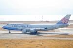 Jyunpei Ohyamaさんが、関西国際空港で撮影したチャイナエアライン 747-409の航空フォト(写真)