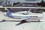 tassさんが、パリ オルリー空港で撮影したエールアンテール Mercure 100の航空フォト(飛行機 写真・画像)