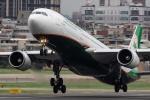 しま。さんが、台北松山空港で撮影したエバー航空 A330-302の航空フォト(写真)