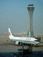 まいけるさんが、北京首都国際空港で撮影した中国国際航空 737-8-MAXの航空フォト(写真)