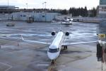 kenzy201さんが、バンクーバー国際空港で撮影したジャズ・エア CL-600-2D24 Regional Jet CRJ-900LRの航空フォト(写真)