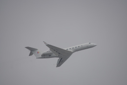 神宮寺ももさんが、香港国際空港で撮影した北京首都航空 G-V-SP Gulfstream G550の航空フォト(写真)