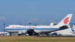 パンダさんが、成田国際空港で撮影した中国国際貨運航空 747-4FTF/SCDの航空フォト(写真)