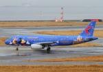 LOTUSさんが、関西国際空港で撮影した中国東方航空 A320-232の航空フォト(写真)