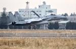 Nyankoさんが、茨城空港で撮影した航空自衛隊 F-15J Eagleの航空フォト(写真)