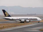 White Pelicanさんが、関西国際空港で撮影したシンガポール航空 A380-841の航空フォト(写真)