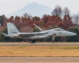 RUNWAY23.TADAさんが、茨城空港で撮影した航空自衛隊 F-15J Eagleの航空フォト(写真)