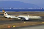 とらとらさんが、中部国際空港で撮影したエティハド航空 787-9の航空フォト(写真)