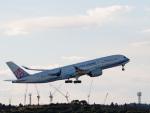 名無しの権兵衛さんが、成田国際空港で撮影したチャイナエアライン A350-941XWBの航空フォト(写真)