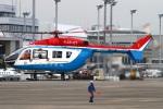 MOR1(新アカウント)さんが、名古屋飛行場で撮影した川崎市消防航空隊 BK117C-2の航空フォト(写真)