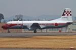 MOR1(新アカウント)さんが、名古屋飛行場で撮影した航空自衛隊 YS-11A-218FCの航空フォト(写真)