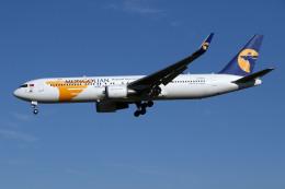 sin747さんが、成田国際空港で撮影したMIATモンゴル航空 767-34G/ERの航空フォト(写真)