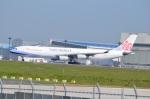 amagoさんが、成田国際空港で撮影したチャイナエアライン A340-313Xの航空フォト(写真)