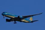 こだしさんが、成田国際空港で撮影したベトナム航空 A350-941XWBの航空フォト(写真)