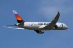 BTYUTAさんが、スワンナプーム国際空港で撮影したエール・オーストラル 787-8 Dreamlinerの航空フォト(写真)