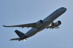 kina309さんが、羽田空港で撮影したルフトハンザドイツ航空 A350-941XWBの航空フォト(写真)