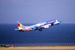 Takehiro-2018さんが、羽田空港で撮影したエアーニッポン 737-46Mの航空フォト(写真)