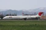 花巻空港 - Hanamaki Airport [HNA/RJSI]で撮影されたJALエクスプレス - JAL Express [JC/JEX]の航空機写真