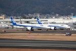 T.Sazenさんが、伊丹空港で撮影した全日空 787-9の航空フォト(写真)
