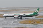 kix-booby2さんが、関西国際空港で撮影したエバー航空 787-9の航空フォト(写真)