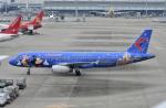 kix-booby2さんが、関西国際空港で撮影した中国東方航空 A320-232の航空フォト(写真)