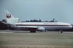 tassさんが、成田国際空港で撮影した日本航空 DC-10-40Iの航空フォト(写真)