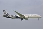 meron panさんが、成田国際空港で撮影したニュージーランド航空 787-9の航空フォト(写真)