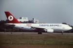 tassさんが、成田国際空港で撮影したターキッシュ・エアラインズ A310-304の航空フォト(写真)