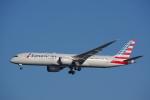 JA8037さんが、羽田空港で撮影したアメリカン航空 787-9の航空フォト(写真)
