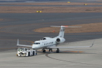 さんたまるたさんが、中部国際空港で撮影した国土交通省 航空局 G-IV Gulfstream IVの航空フォト(写真)