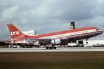 tassさんが、マイアミ国際空港で撮影したLTU国際航空 L-1011-385-3 TriStar 500の航空フォト(飛行機 写真・画像)