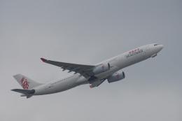 神宮寺ももさんが、香港国際空港で撮影したキャセイドラゴン A330-343Xの航空フォト(写真)