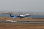 さんたまるたさんが、中部国際空港で撮影した全日空 737-8ALの航空フォト(写真)