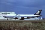 tassさんが、成田国際空港で撮影したフライング・タイガー・ライン 747-273Cの航空フォト(飛行機 写真・画像)