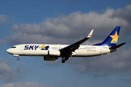akinarin1989さんが、福岡空港で撮影したスカイマーク 737-8FZの航空フォト(写真)