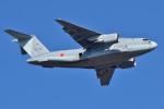 YUKI@ゆきさんが、習志野演習場で撮影した航空自衛隊 C-2の航空フォト(写真)