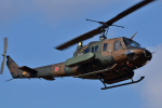 YUKI@ゆきさんが、習志野演習場で撮影した陸上自衛隊 UH-1Jの航空フォト(写真)
