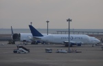 m_aereo_iさんが、中部国際空港で撮影したボーイング 747-409(LCF) Dreamlifterの航空フォト(写真)