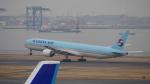 mich_stoneさんが、羽田空港で撮影した大韓航空 777-3B5の航空フォト(写真)