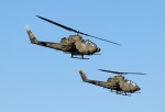 Wasawasa-isaoさんが、習志野演習場で撮影した陸上自衛隊 AH-1Sの航空フォト(写真)