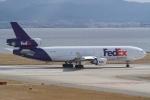 HEATHROWさんが、関西国際空港で撮影したフェデックス・エクスプレス MD-11Fの航空フォト(写真)