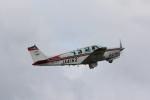 MA~RUさんが、鹿児島空港で撮影した航空大学校 A36 Bonanza 36の航空フォト(写真)