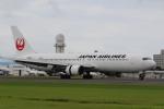 MA~RUさんが、鹿児島空港で撮影した日本航空 767-346/ERの航空フォト(写真)