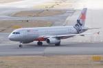 HEATHROWさんが、関西国際空港で撮影したジェットスター・アジア A320-232の航空フォト(写真)
