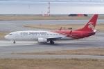 HEATHROWさんが、関西国際空港で撮影した深圳航空 737-86Nの航空フォト(写真)