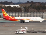SK51Aさんが、成田国際空港で撮影した海南航空 737-86Nの航空フォト(写真)