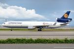 Ariesさんが、関西国際空港で撮影したルフトハンザ・カーゴ MD-11Fの航空フォト(写真)
