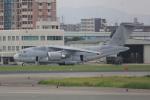 幹ポタさんが、福岡空港で撮影した航空自衛隊 C-2の航空フォト(写真)