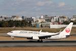 yasunori0624さんが、伊丹空港で撮影した日本航空 737-846の航空フォト(写真)