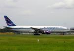JA8589さんが、成田国際空港で撮影したアエロフロート・ロシア航空 777-2Q8/ERの航空フォト(写真)